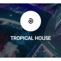 Logo de la radio Parazhit Tropical House