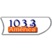 Logo of radio station Radio America FM 103.3