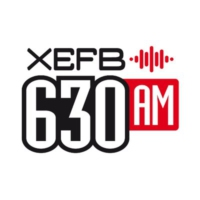 Logo of radio station XEFB-AM FB 630