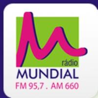 Logo of radio station Radio Mundial