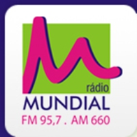 Logo of radio station Radio Mundial