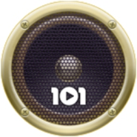 Logo of radio station 101.ru - Live Hits