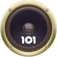 Logo de la radio 101.ru - Live Hits