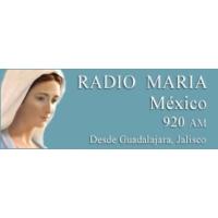 Logo de la radio Radio Maria Mexico