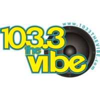 Logo de la radio KVYB 103.3 The Vibe