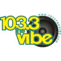Logo of radio station KVYB 103.3 The Vibe