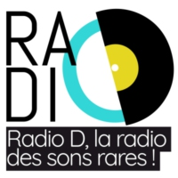 Logo of radio station Radio D