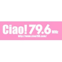 Logo of radio station Ciao 79.6 FM