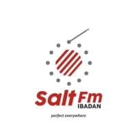 Logo of radio station SALT FM IBADAN