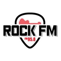 Logo of radio station Rock FM 95.8