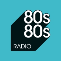 Logo of radio station 80s80s Real 80