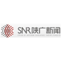 Logo of radio station Shaanxi News Radio 101.8