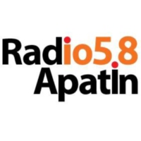 Logo of radio station Naxi Radio Apatin