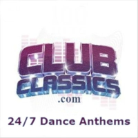 Logo of radio station Club Classics.com