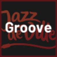 Logo of radio station Jazz de Ville Groove