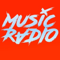 Logo of radio station Music Radio