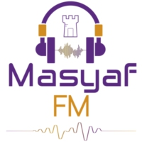 Logo of radio station Masyaf FM