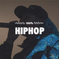 Logo of radio station 100FM - Hip Hop
