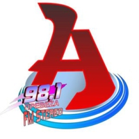 Logo of radio station RADIO ALFA 98,1