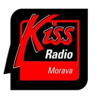 Logo of radio station Kiss Radio - Morava