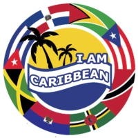 Logo of radio station I am Caribbean
