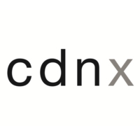 Logo of radio station CDNX