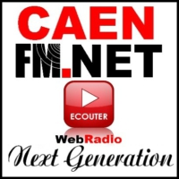 Logo of radio station CAENFM.NET