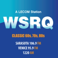 Logo of radio station WSRQ Radio