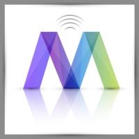 Logo of radio station Mediterranea Online Radio