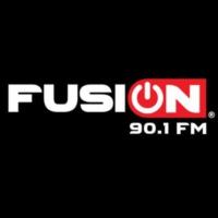 Logo de la radio Fusión 90.1 FM