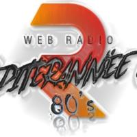Logo of radio station RMVAR 80's