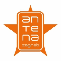 Logo of radio station Antena Zagreb
