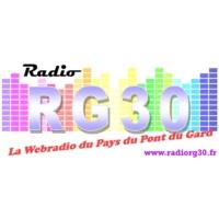 Logo of radio station RADIO RG30