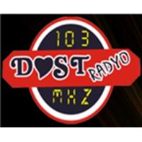 Logo de la radio Dost Radyo