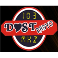 Logo of radio station Dost Radyo