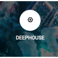 Logo of radio station Parazhit Deephouse