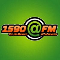 Logo of radio station @FM 1590am