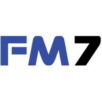 Logo of radio station FM 7 Eger