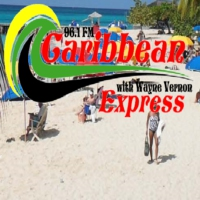 Logo of radio station Caribbean Expresse 96.1