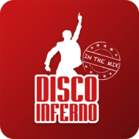 Logo de la radio DONAU 3 FM - Disco Inferno in the mix