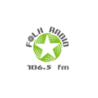Logo of radio station Folk Radio