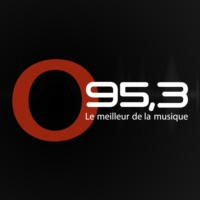Logo of radio station O 95.3 Matane