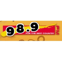Logo of radio station 98.9 FM