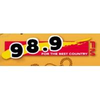 Logo de la radio 98.9 FM