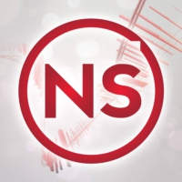 Logo of radio station Radio NS Lounge