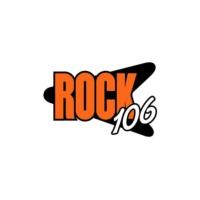 Logo of radio station Rock 106FM
