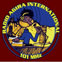 Logo of radio station Radio Agira International