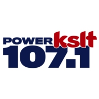 Logo of radio station Power 107.1 KSLT