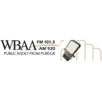 Logo of radio station WBAA Purdue University AM 920