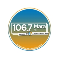 Logo of radio station Radio Mara 106.7 FM